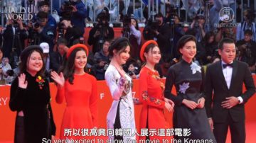 【韓流世界】慧秀專訪越南電影《The tailor》的卡司們 / 好萊塢著名電影製作人喬恩•凱伯