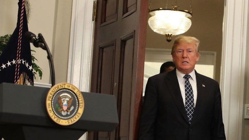 专栏作家:民主党主动挑起川普黑档案关注 背后有因