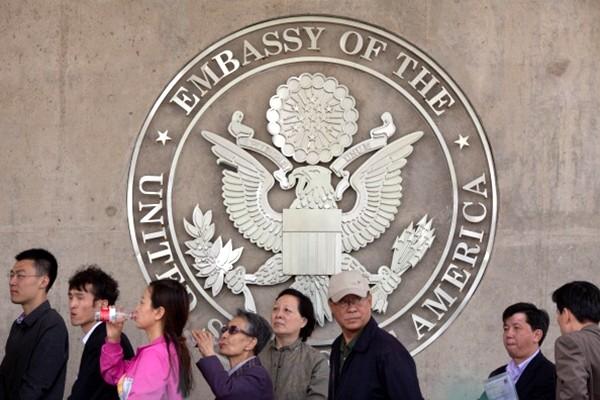 大陸「簽證中心」黑幕 又一塊貪腐重地