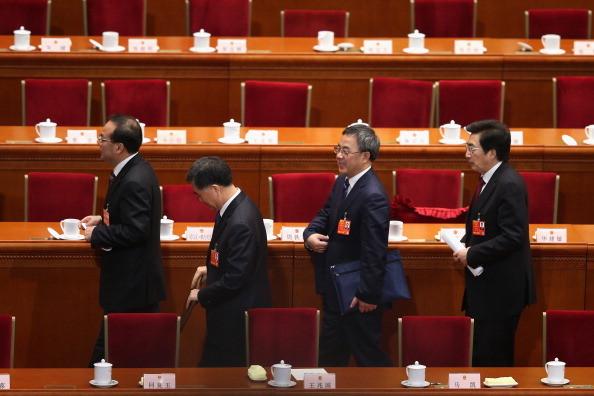 中共三大员职务底定  胡春华去向仍悬疑