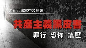 《共产主义黑皮书》导论之八:苏共首度认罪