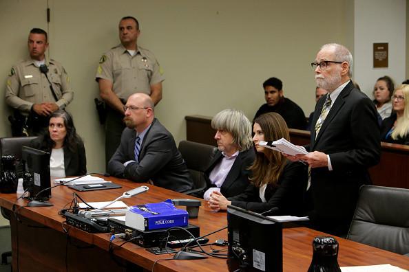 禁锢子女被控36项罪 加州父母或面临94年刑期