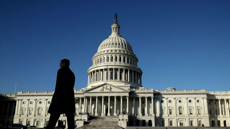 美国政府停摆 哪些人员将受影响