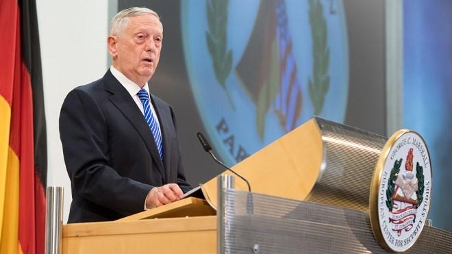 美國防長:中共造成危險 遠超恐怖主義