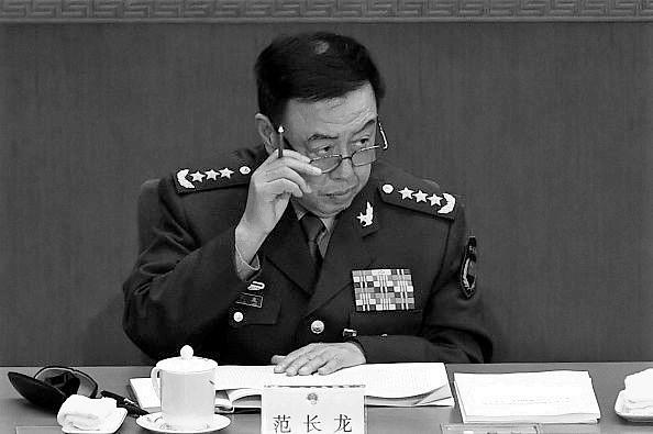 范長龍背後「捅刀」劉源 習近平痛失軍中臂助(視頻)