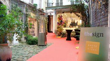 第九届巴黎装饰展 逛老街看精致生活艺术
