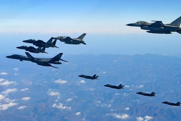 韓國防部:冬奧結束即重啟美韓軍演
