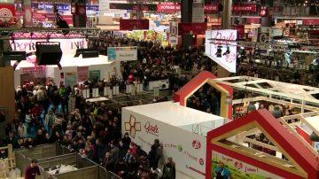 巴黎国际农业展 将吸引63万访客