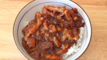 【美食天堂】台灣必吃滷肉飯的做法