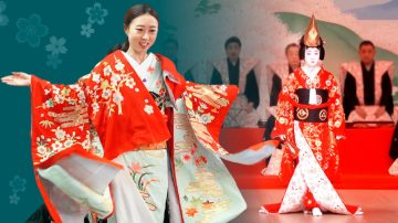 【韩流世界】亲身体验日本歌舞伎
