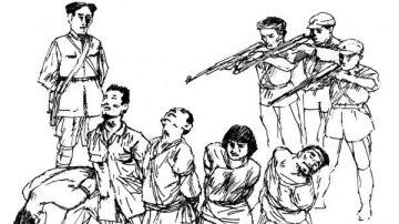 井岡山時期暴力燒殺 毛澤東親令殺地主全家老小