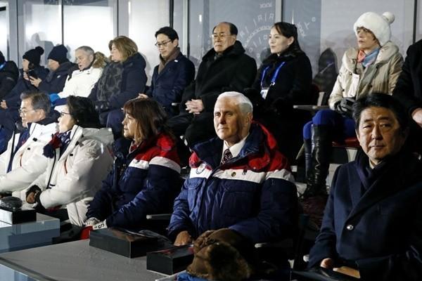 韓正赴冬奧遇尷尬 韓國嫌官小「不給臉」