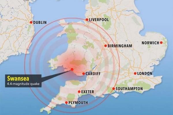 近十年來最強一次 英國4.4地震民眾驚恐