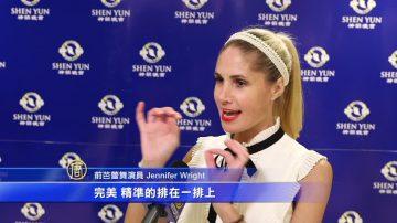 前芭蕾演员叹服中国舞  愿演出永不落幕