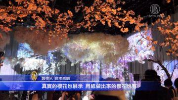 五感體驗東京秘密花園 邂逅花的輪舞曲