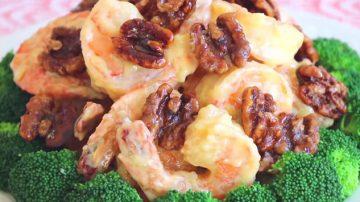 【美食天堂】超讚核桃蝦的家庭做法