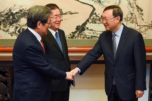 北京對朝失控?法媒:楊潔篪向韓國狂打聽金正恩細節