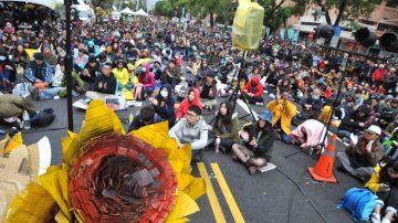 「太陽花」無罪 學運代表:台灣司法的進步