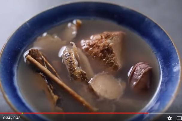 汤水达人:春夏补肾祛湿汤 牛大力煲五子毛桃(视频)
