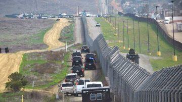 川普促邊境立法 聯邦加強移民管控