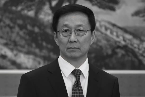 韓正掌港澳事務 方便習近平直接管理