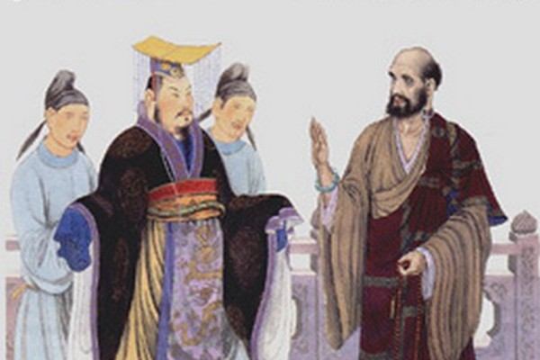 盤點一心向佛的中國帝王 梁武帝四次入寺 順治帝執意出家