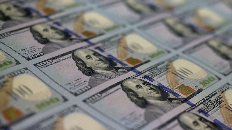 贸易战阴影笼罩 中国却创美债购买增幅记录