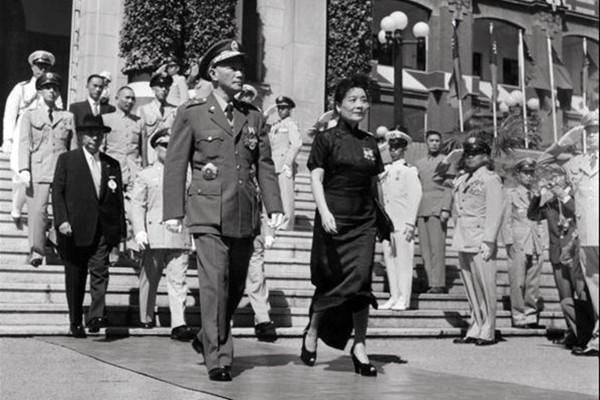 蒋介石遗书指中共是邪党 预言:一千年的尽头已到来