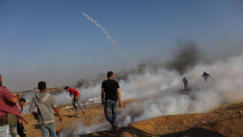以色列:加沙暴乱死者近半系恐怖组织成员