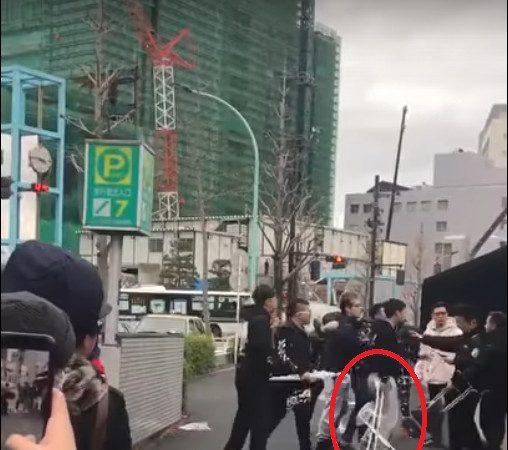 6中国留学生东京出糗 因未买到限购商品围殴保安被捕