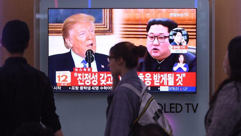 韓媒:美知道一處朝核燃料設施 其它待金正恩公開
