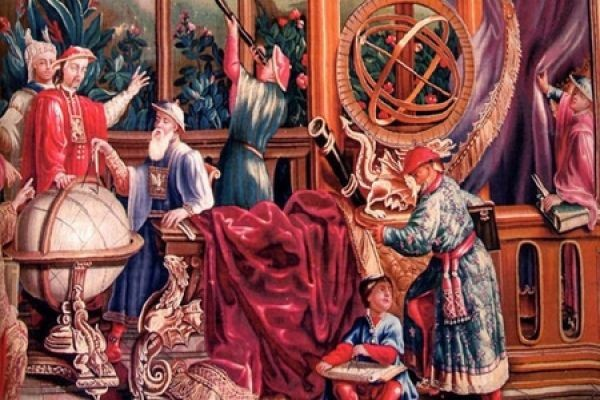 西方人眼中的中國「太陽王」最喜歡觀察天體