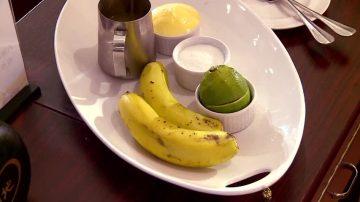 """香蕉吃法多元!饭店推出""""蕉心菜单"""""""