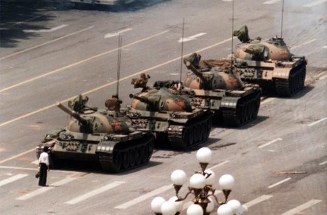 29年不放棄 六四流亡者追查開坦克追軋學生凶手