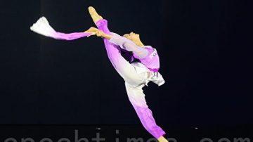 新唐人舞蹈大賽亞太初賽 少年組三入圍盼赴美