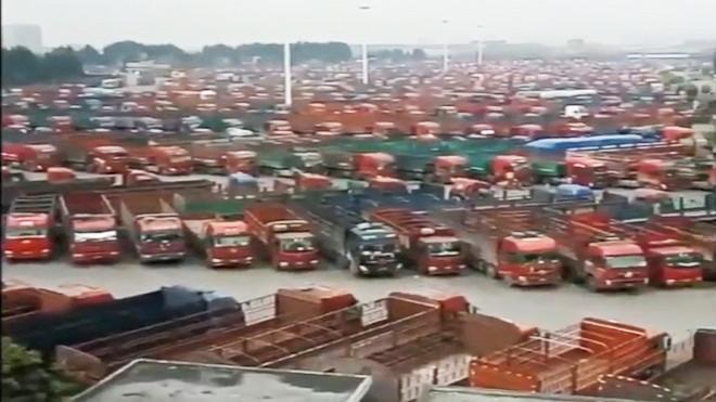 大陸3000萬司機全國大罷工:我們怎麼活?