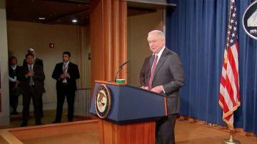 美再加強移民執法 保護合法守法者權利