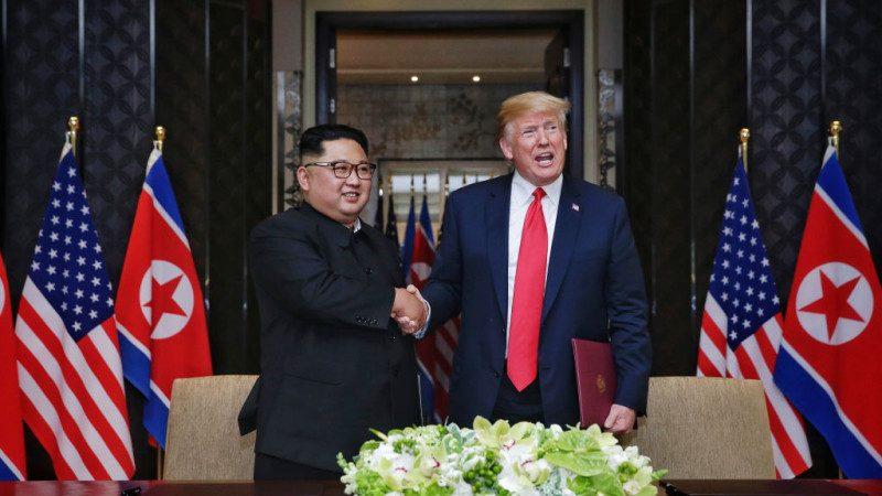 暫停美韓軍演算不算讓步?專家:川普作法更利美國