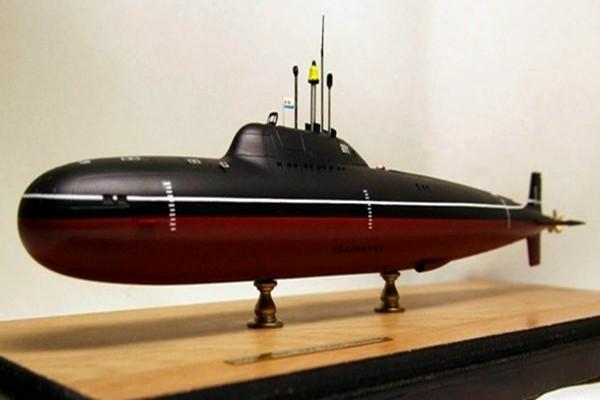 害怕中共山寨?俄羅斯最新核潛艇對華禁售