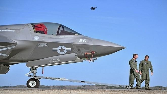 英媒:幫中共竊F-35B機密 勞斯萊斯前工程師被捕