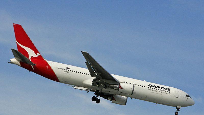嚇!客機在空中「超機」 一架遭尾波亂流「俯衝」太平洋