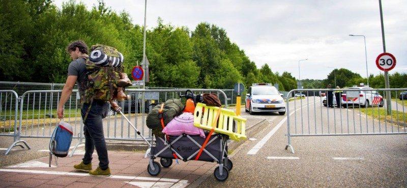 廂型車衝撞人群後逃逸 荷蘭音樂節釀1死3傷