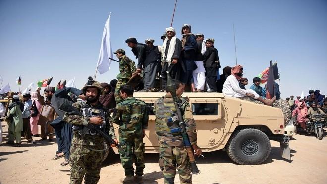 塔利班停火踩点发动攻势 阿富汗38名军警身亡