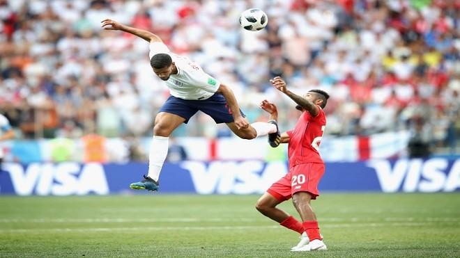 英格兰6比1大胜巴拿马 提前晋级16强(精彩片段)