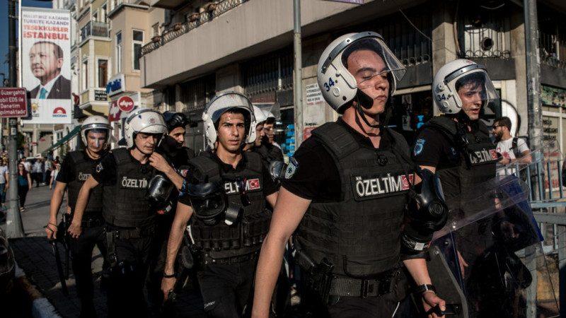 土耳其開除1.8萬公職人員 關閉12協會3家報紙1家電視台