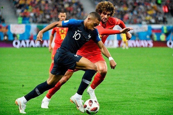 "FIFA半决赛比利时惜败 门将炮轰法国队""反足球"""