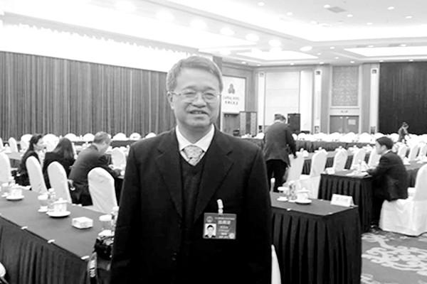 """上任仅3个月 广东统部部长开会前被""""秒杀"""""""