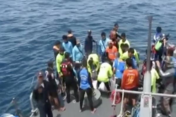 陸客翻船45死 泰方追究中國人責任
