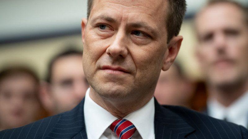 反川普FBI官员装无辜 议员当面痛斥其婚外恋丑闻