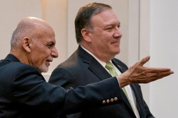 欲破阿富汗戰爭僵局 紐時:川普擬與塔利班談判